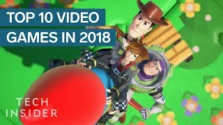 Top 10 Video Games Coming Out This Year