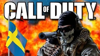 "Call of Duty - ""Swedish Search and Destroy"" Fails and Funny Moments!"