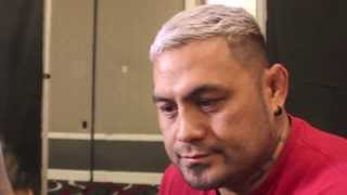 "UFC 160: Mark Hunt, ""I"