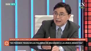 Carlos Pagni, con Jorge Fontevecchia: Qué significa la victoria de Bolsonaro