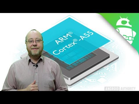 What is the ARM Cortex-A55? - Gary explains
