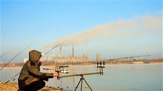 Рыбалка на КОРМАКИ в конце ЯНВАРЯ на ВОДОХРАНИЛИЩЕ Пытались открыть сезон ловли на пружину
