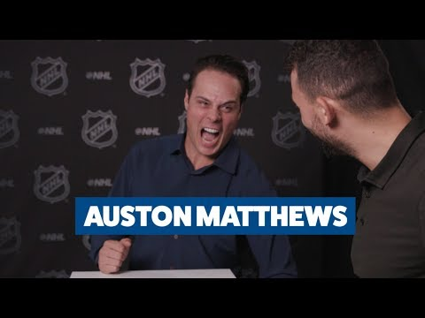 What's in the Box: Auston Matthews