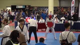 Master Lance Fight 1 Nationals 2019