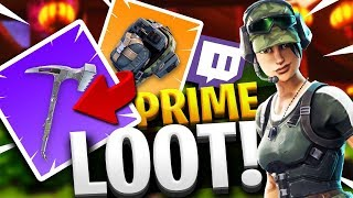 How to get FREE TWITCH PRIME SKINS in FORTNITE!!! | Fortnite Exclusive Twitch Prime Pack #2