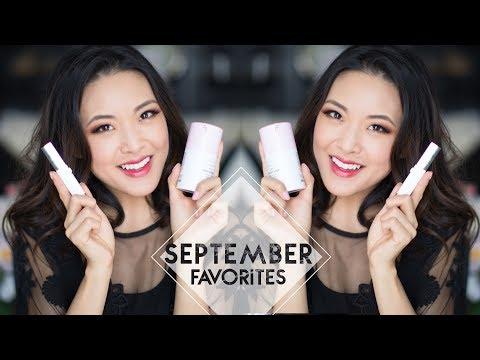    SEPTEMBER 2017 FAVORITES    Jen Chae