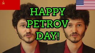 Happy Petrov Day!