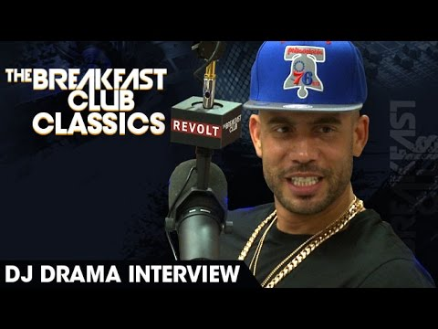 Breakfast Club Classic - DJ Drama 2014 Interview