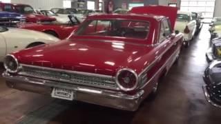 1963 Galaxie 500XL walk around