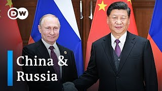 China and Russia strengthen ties, From YouTubeVideos
