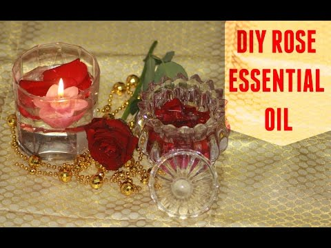 diy-rose-essential-oil-|-healthy-skin,-hair,-nails