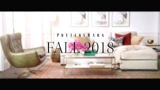 Pottery Barn Fall 2018