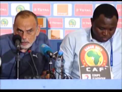 DR Congo vs Ghana post-match press conference
