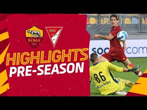 CHE GOL ZANIOLO! | Roma-Debreceni 5-2 | HIGHLIGHTS
