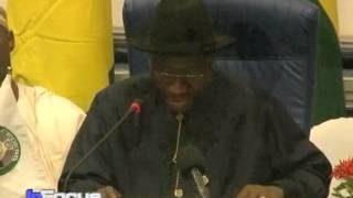 ECOWAS Summit Opens