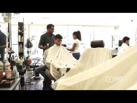 3D Afro & European Unisex Hair Salon London fot Haircut and Hairstyle