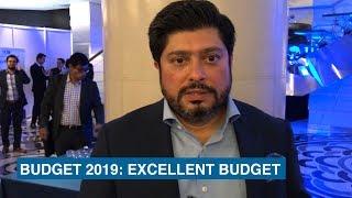 Budget 2019: Excellent Budget