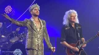 Q+AL - We Will Rock You & We Are The Champions - Mohegan Sun - CT