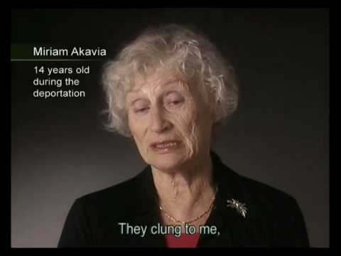 Holocaust Survivor Testimonies: Deportation from Cracow