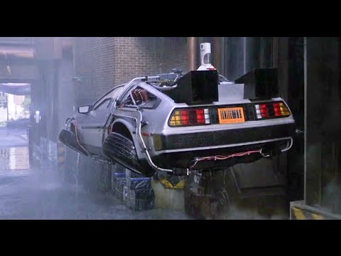 No Flying Cars Is This The 2015 Back To Future Predicted