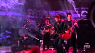 David Cook - Laying Me Low American Idol Live