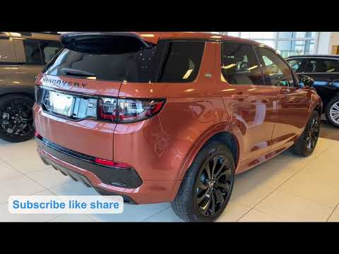 LAND ROVER DISCOVERY SPORT R-DYNAMIC