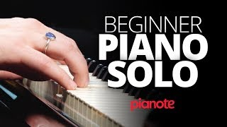 How to Play a Piano Solo (for Beginners)