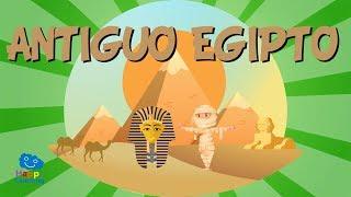 EL ANTIGUO EGIPTO | Vídeos Educativos para Niños