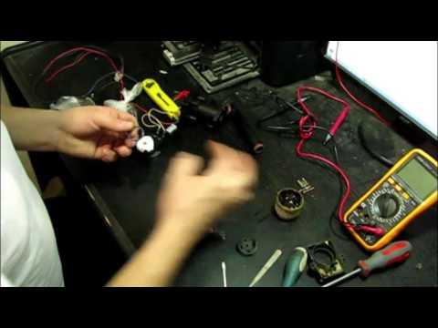 Как отремонтировать трехходовой клапан котла навьен
