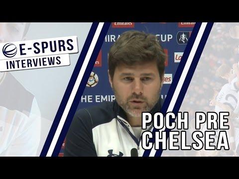 Mauricio Pochettino press conference - Pre Chelsea