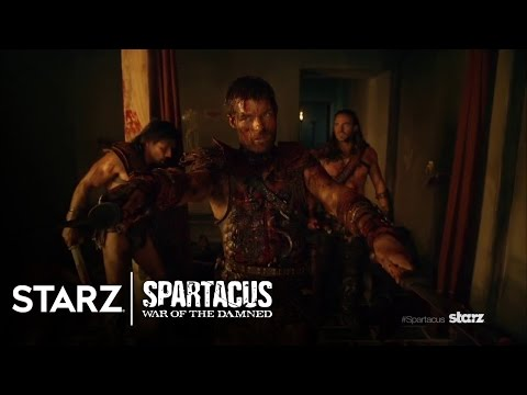 Spartacus: War of the Damned   Official Trailer   STARZ