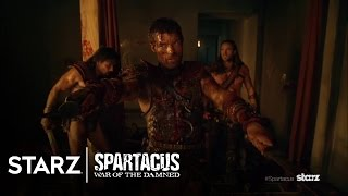 Spartacus | War of the Damned Trailer | STARZ