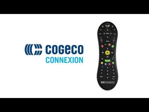 Utilisation de la télécommande Cogeco TiVo