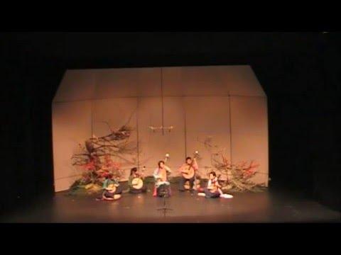 琵琶獨奏與阮重奏: 瀛州古調