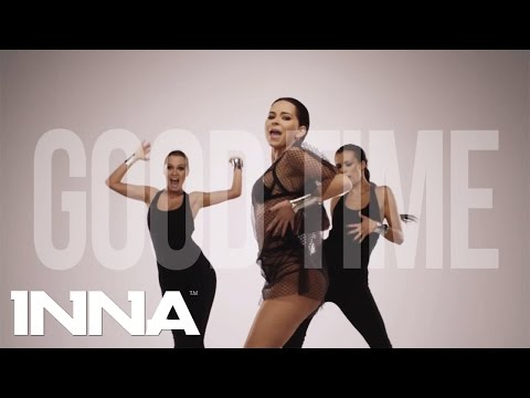 INNA - Good Time (feat. Pitbull) | Lyrics Video