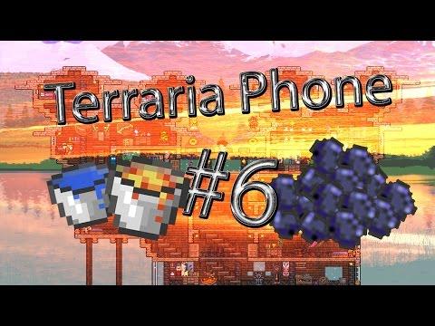 видео: lp. terraria phone #6 (Ферма обсидиана)