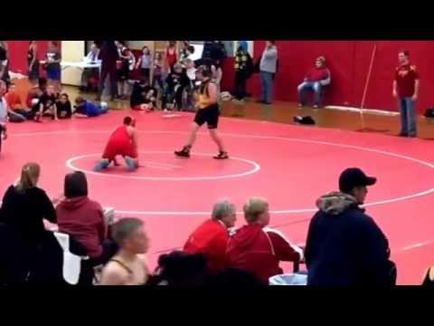 Tomah Middle School Wrestling 11/17/14