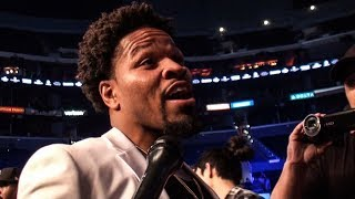 Shawn Porter REACTION Terence Crawford KNOCKOUT vs Jeff Horn