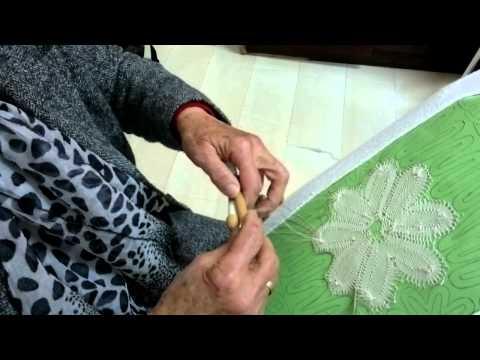 Λύκειο των Ελληνίδων: Πλέξιμο κοπανέλι