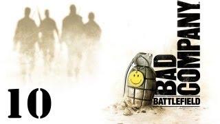 Battlefield Bad Company Walkthrough (Part 10) HD