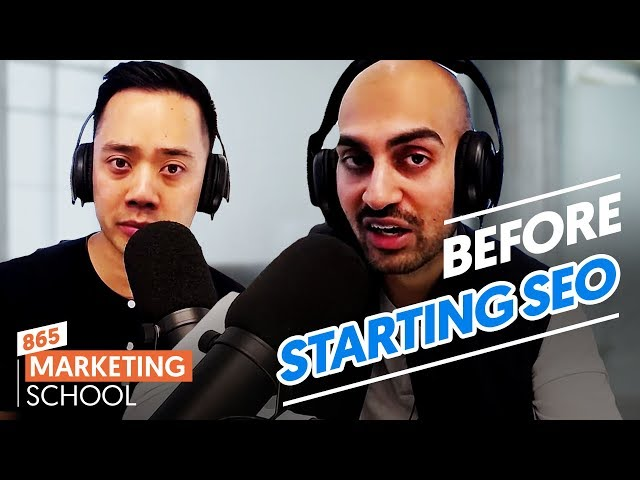 The One Thing You Have to Do Before You Start Doing SEO | Ep. #865
