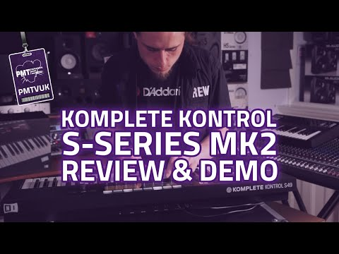 Komplete Kontrol S49 MK2 Review - The New MKII Series Reviewed