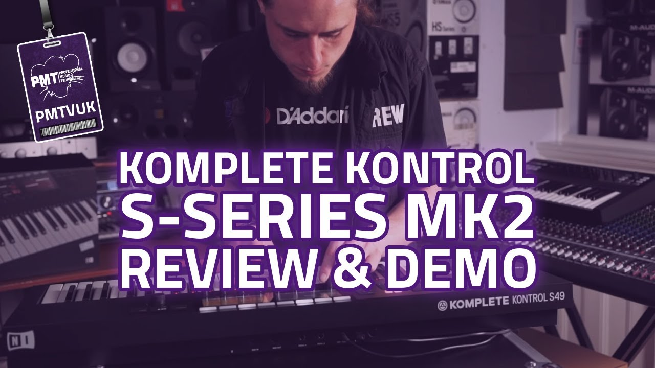 native instruments kontrol s25 review