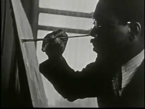 Contemporary African-American Artists-Aaron Douglas