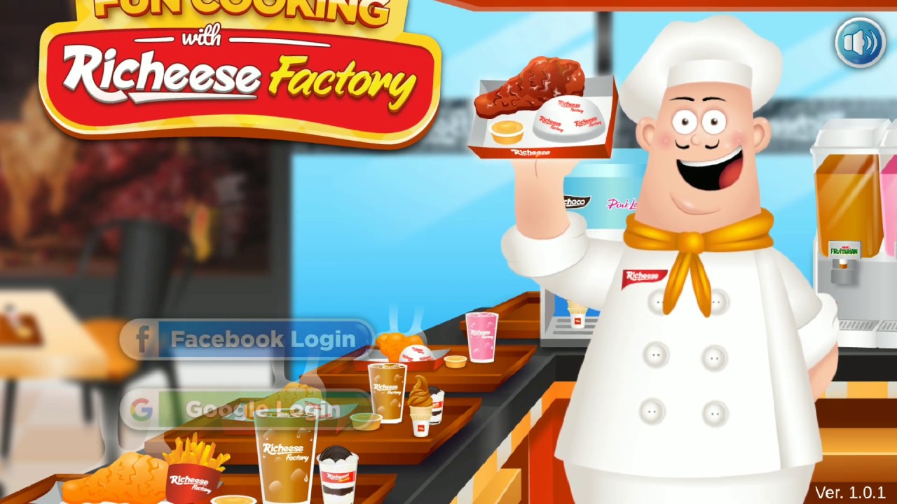 Fun Cooking With Richeese Factory Android Ios Gameplay