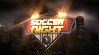 Soccer Night Opener After Effects Template