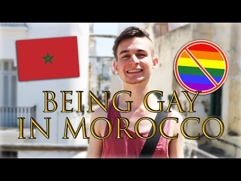 Morocco laws on homosexuality