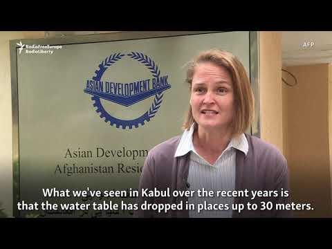 Devastating Drought Dries Up Kabul
