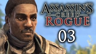 Assassin's Creed Rogue [03] Training In Davenport - Let's Play [1080][ps3]