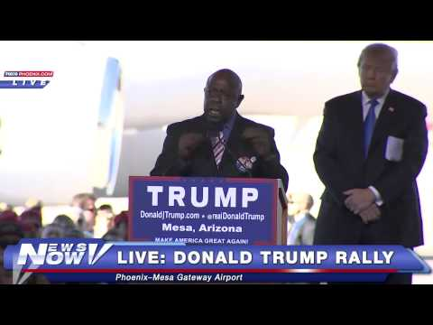 FNN: FULL Donald Trump Rally in Mesa, AZ